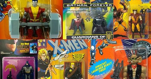 The Toy Scavenger Store Vintage Stock update, X-Men, Doctor Who, Batman, Biker Mice From Mars & More