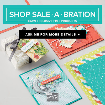 Sale-A-Bration Stampin' Up!