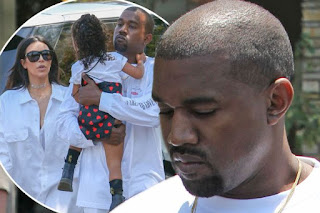 , Marriage Tension As Kanye West Accuses Kim Kardashian For Not Wanting To See Their Children, Latest Nigeria News, Daily Devotionals & Celebrity Gossips - Chidispalace