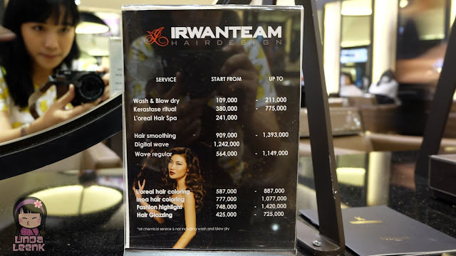 Irwan Team Hairdesign Review
