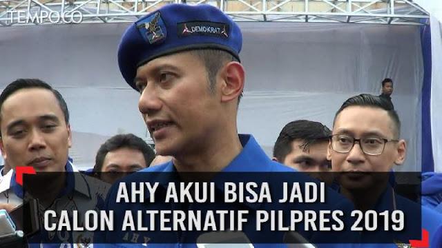 Partai Demokrat Bantah Tolak Pencalonan Prabowo di Pilpres 2019