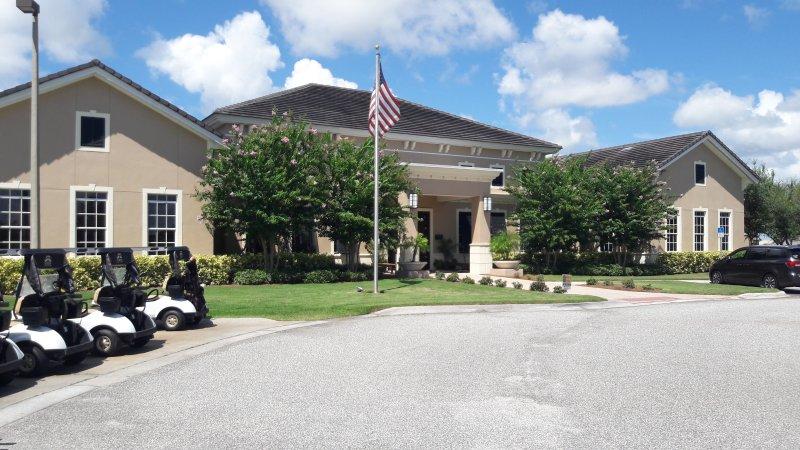 Tradewinds Restaurant at Duran Golf Club, Viera, FL