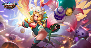 Download Script Skin Rafaela - Flower Fairy (Mobile Legend)