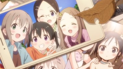 Yama no Susume: Third Season – Episódio 13 – Final