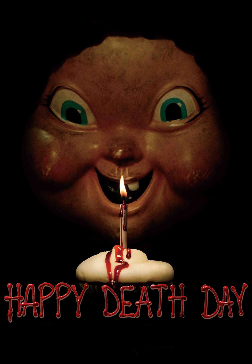 Happy Death Day [2017] [DVDR] [NTSC]  [Latino]