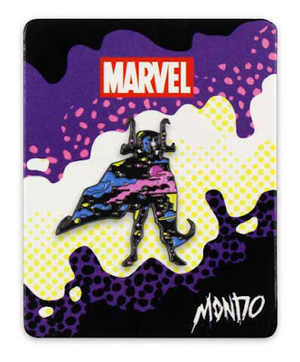 San Diego Comic-Con 2017 Exclusive Marvel Cosmic Entities Enamel Pins by We Buy Your Kids & Mondo – Eternity