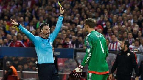 Chung kết Champions League lộ diện trọng tài chính
