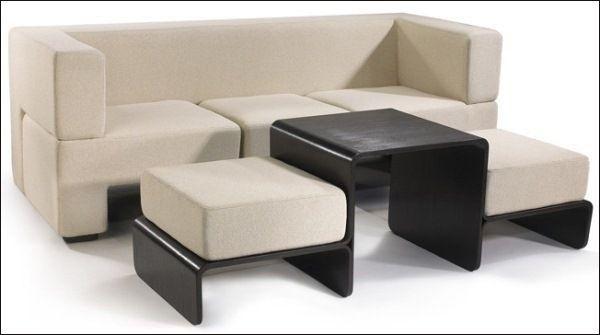 ghế sofa đa năng đẹp cho phòng khách