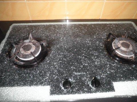 Ginilah Rupanya Dapur Mama Yang Retak Seribu Aduh Beginilah Hancurnya Hatiku Melihat Dapurku Dia Pecah Macam Cermin