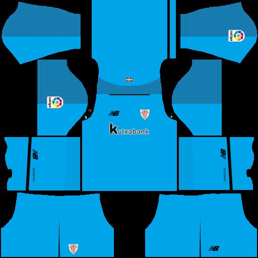Kits/Uniformes para FTS 15 y Dream League Soccer: Kits ...