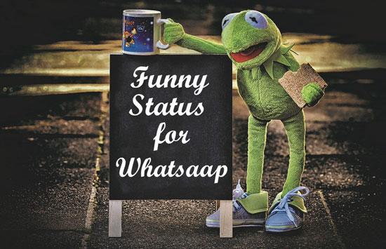 Funny Status For Whatsapp & FB