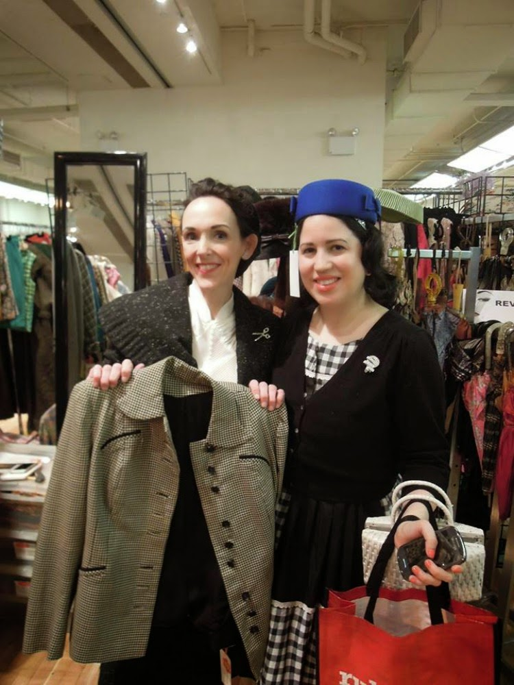 A Vintage Nerd Vintage Blog Vintage Fashions Manhattan Vintage Show