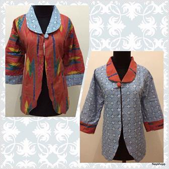 Model Bolero Batik Yang Banyak Dicari