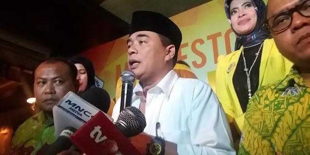 Ade Komarudin: Kampanye Hitam dalam Pemilihan Ketum Partai Itu Wajar