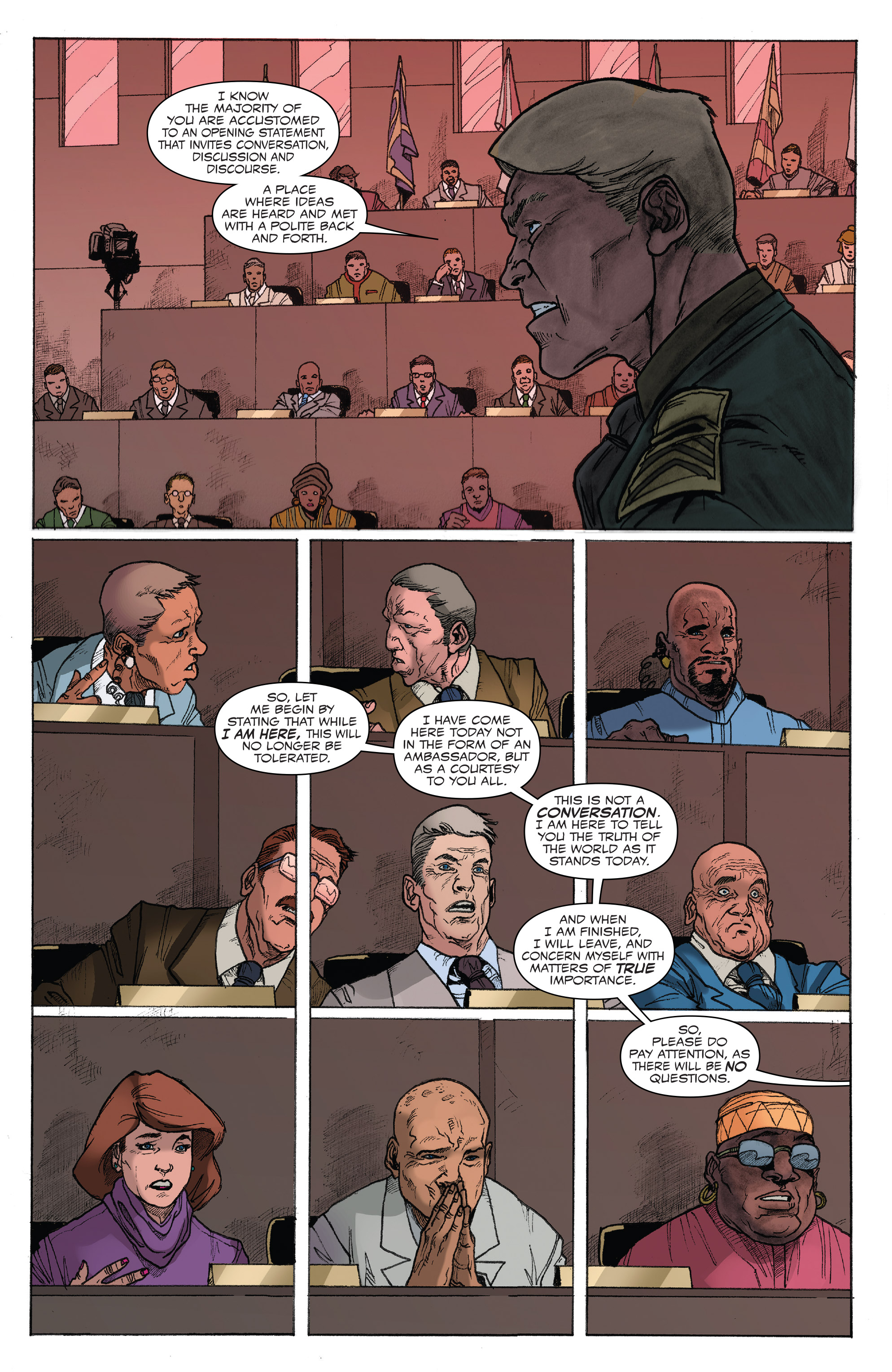 Read online Captain America: Steve Rogers comic -  Issue #18 - 9