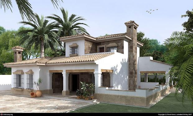 Meryem Uzerli Villa Exterior Design Ideas