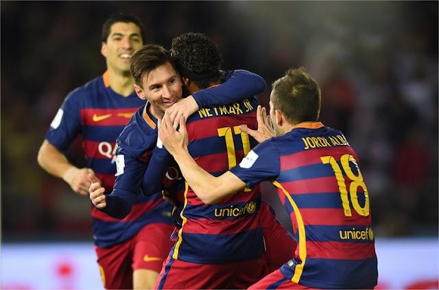 Permalukan Betis 2 - 0, Barcelona Amankan Posisi Puncak
