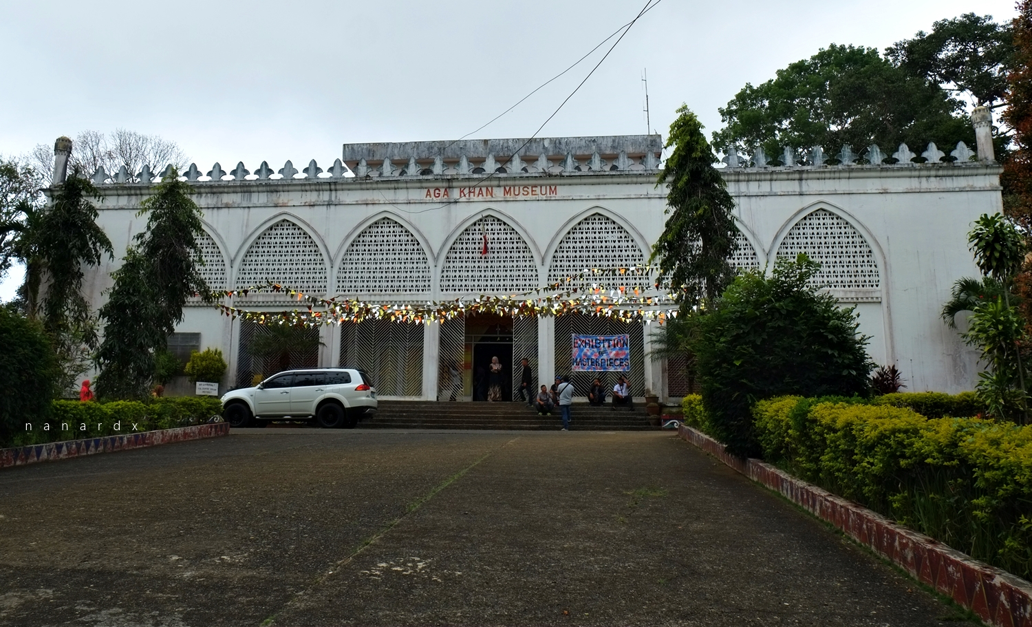 Aga Khan Museum in Marawi