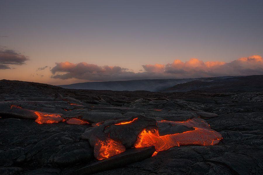 Lava Peek