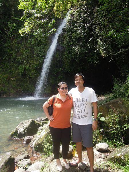 Vera Falls in Albay