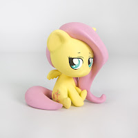 MLP Fluttershy Welovefine Series 2 Fan Voted Collection Chibi Figure