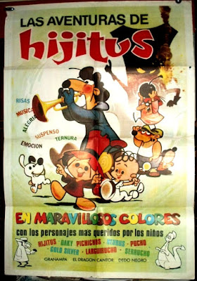 Las Aventuras de Hijitus - La Película