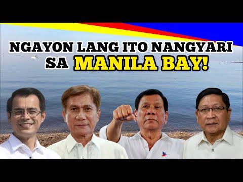 PANOORIN: NGAYON LANG ITO NANGYARI SA MANILA BAY!