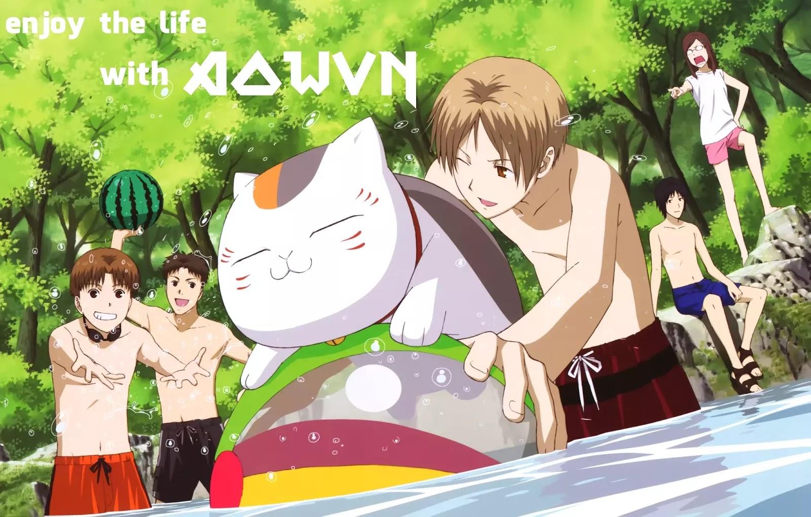 aowvn 2612 - [ Anime 3gp ] Natsume Yuujinchou ss5 | Vietsub - Tiếp nối huyền thoại
