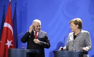 «Αγεφύρωτες» παραμένουν οι διαφορές Γερμανίας και Τουρκίας