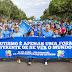 Caminhada abre programação da Semana Municipal do Autismo