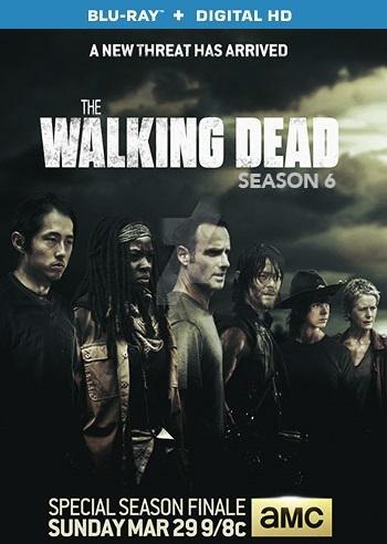 Alt Tv Series The Walking Dead Season 6 Bluray 720p X264 6gb