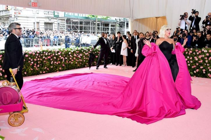 Lady Gaga Stunned