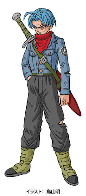 Mirai Trunks Dragon Ball Super