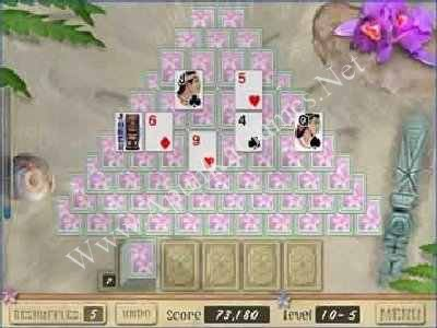Aloha Solitaire - PC Game Download | GameFools