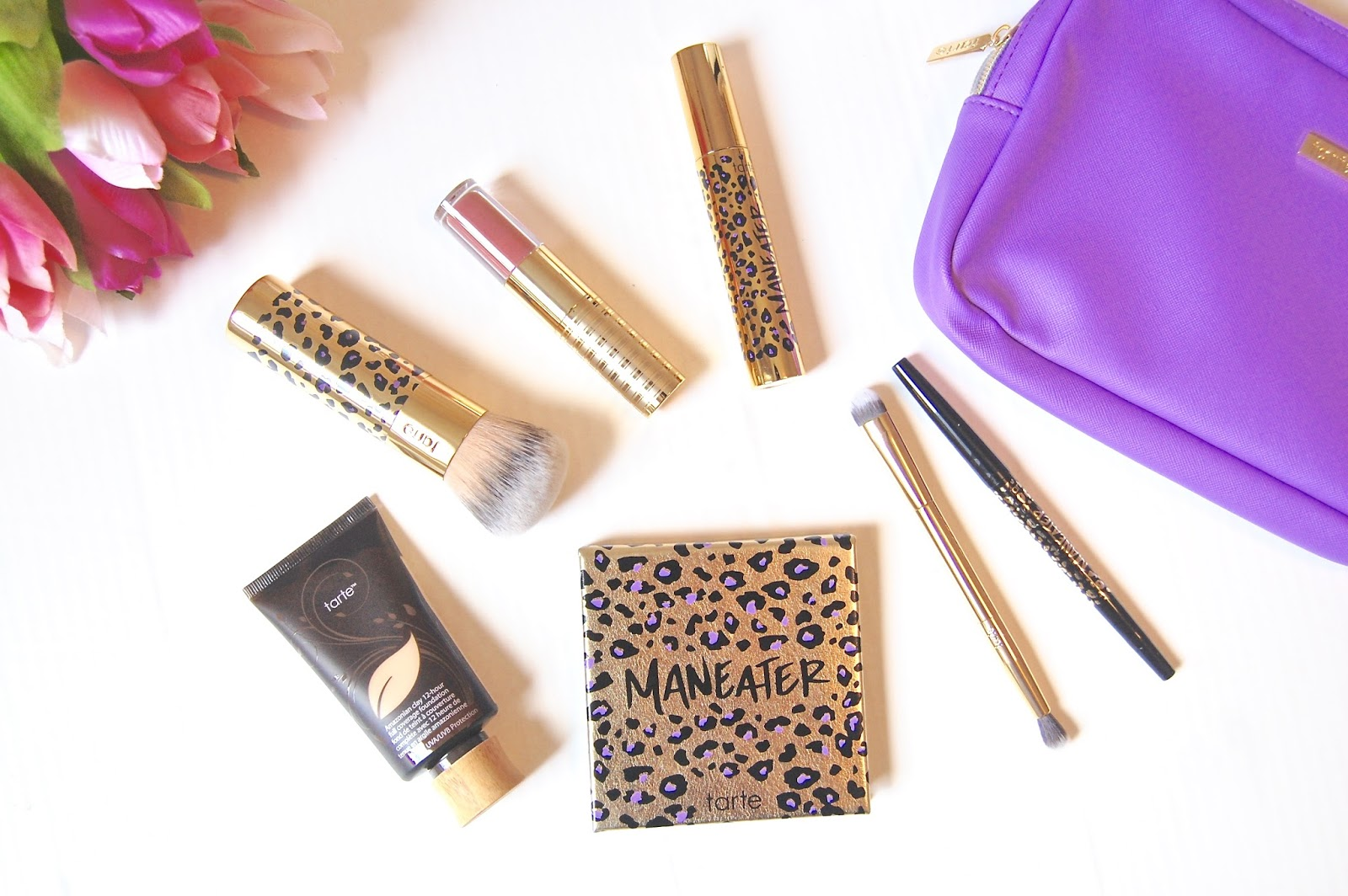 QVC Tarte Maneater Collection