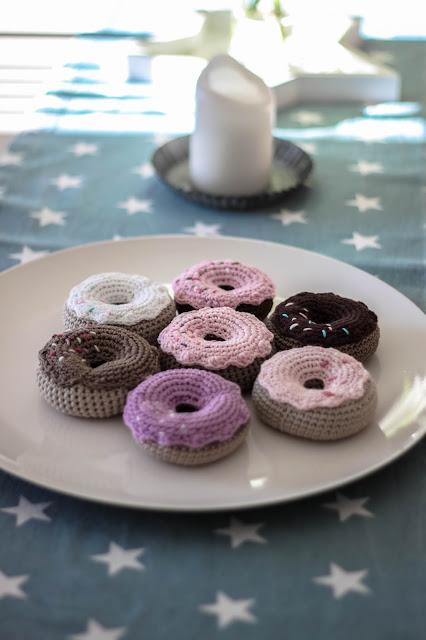 virkatut donitsit