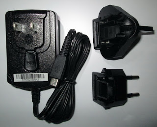 Charger Blackberry Onix Micro USB Original