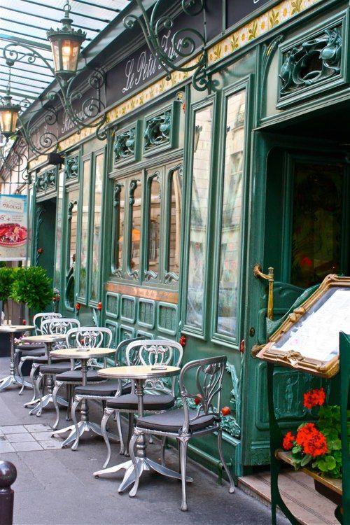 Cafés Parisiensis