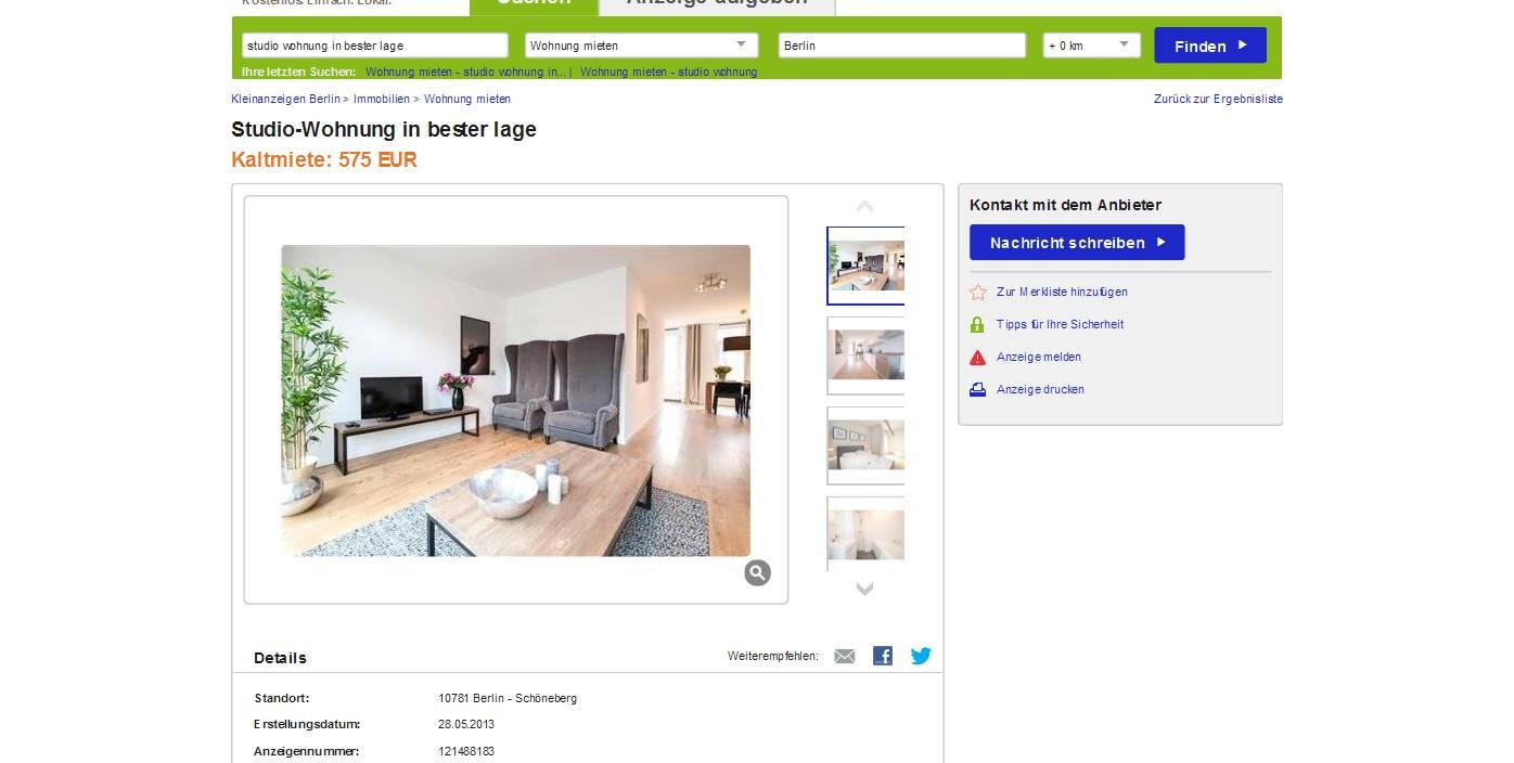 emilyorme vorkassebetrug fraud scam informationen ber wohnungsbetrug. Black Bedroom Furniture Sets. Home Design Ideas