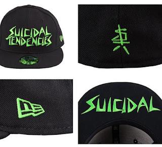 O cap foi lançado em homenagem aos 30 anos de banda  a logo vem bordada no  painel frontal destaque para a parte debaixo da aba que traz o nome