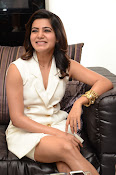 Samantha dazzling in white at 24 event-thumbnail-20