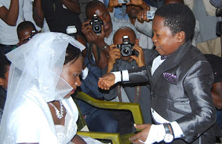 w We Got Plenty Pictures from Chinedu Ikedieze Akis White Wedding