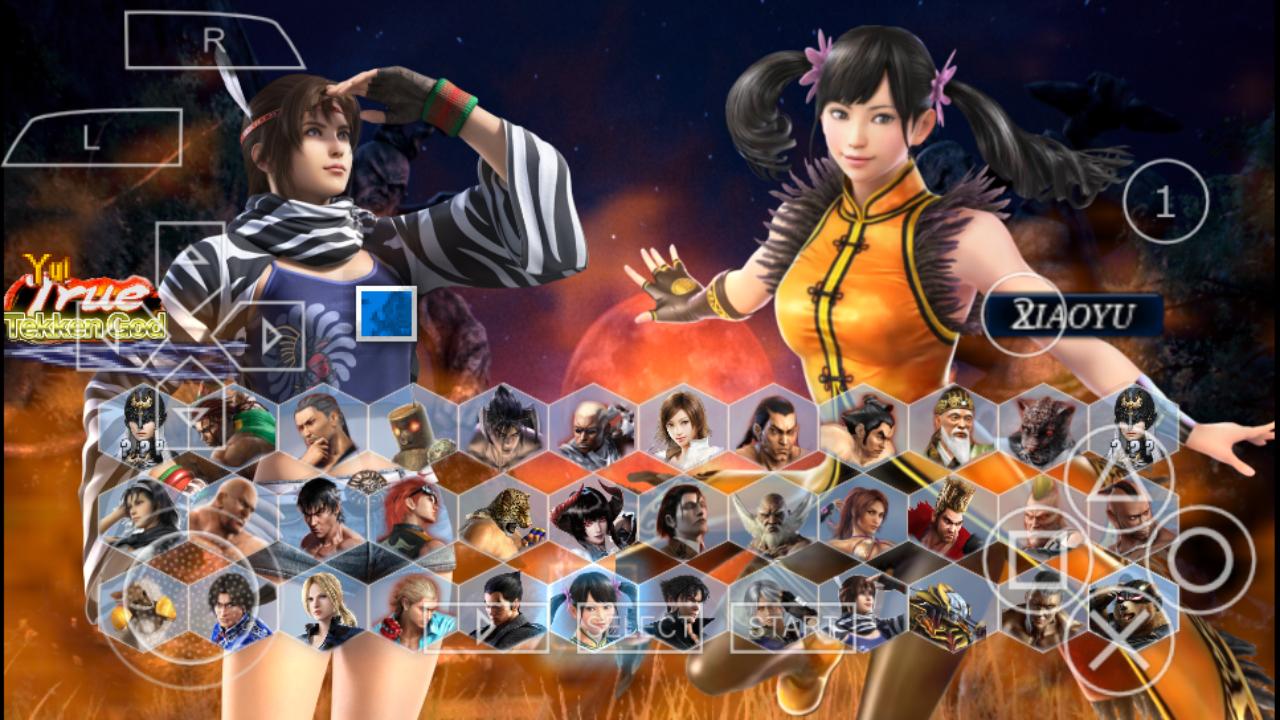 💄 Tekken 5 ppsspp android apk | TEKKEN 1 5 Apk + Mod