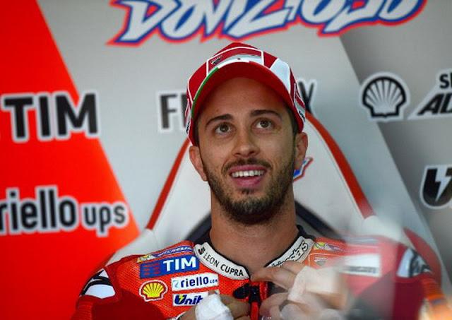 Dovi Yakin Akan Rebut Podium di MotoGP Amerika Serikat