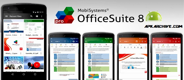 Download OfficeSuite Premium + Pro 8 PDF APK (MOD Premium) for ...