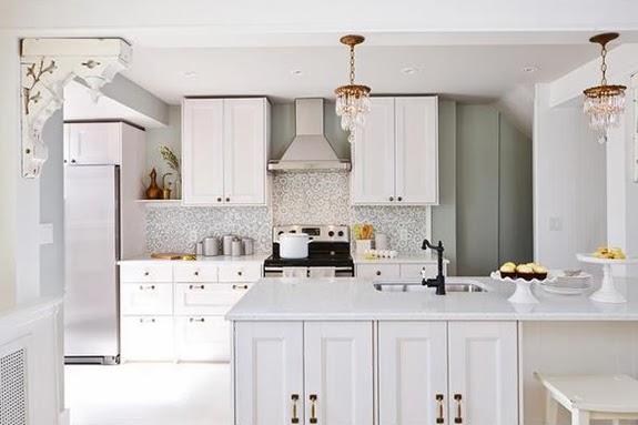 Sara Russell Enchanting Kitchen By Sarah Richardson