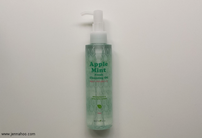 Beyond Apple Mint Fresh Cleansing Oil