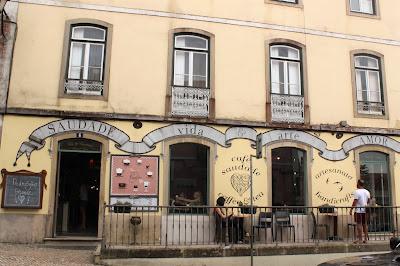 Cafe Saudade Sintra