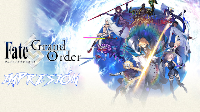 Pelicula Fate/Grand Order: First Order [IMPRESIÓN]
