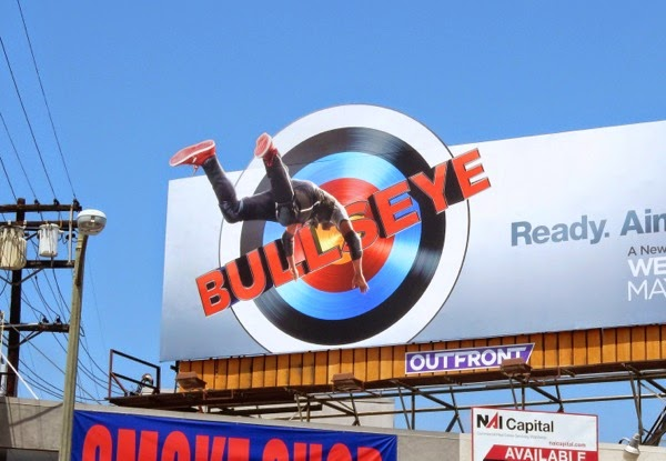 Bullseye special extension billboard
